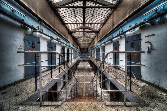 Jorieke Westhoff Prison Break